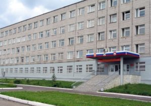 Пермский военный институт внутренних войск МВД РФ