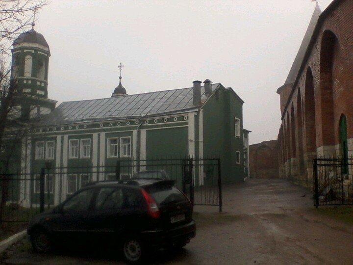 Смоленская православная духовная семинария РПЦ