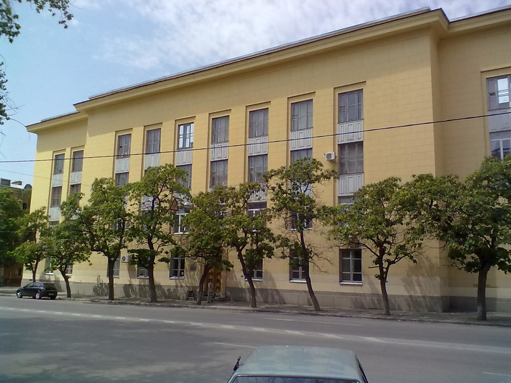 Волгоградская консерватория им. П.А. Серебрякова