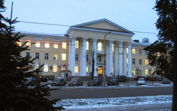 Институт международного права и экономики им. А.С. Грибоедова — филиал в г. Калуга