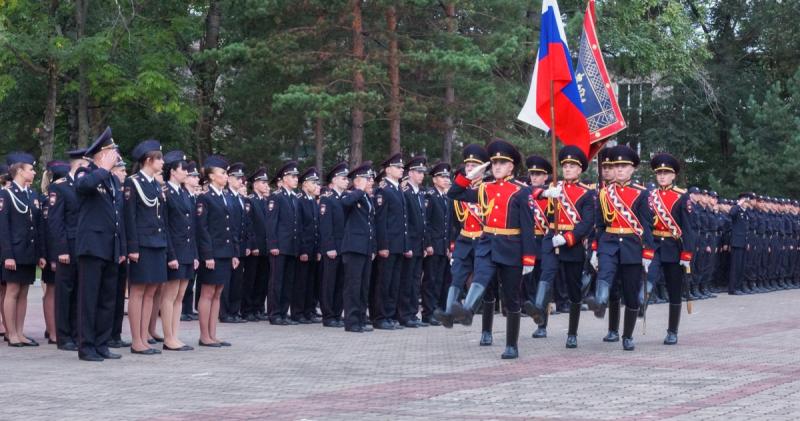 Дальневосточный юридический институт МВД РФ