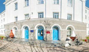 Волжский государственный университет водного транспорта — филиал в г. Пермь