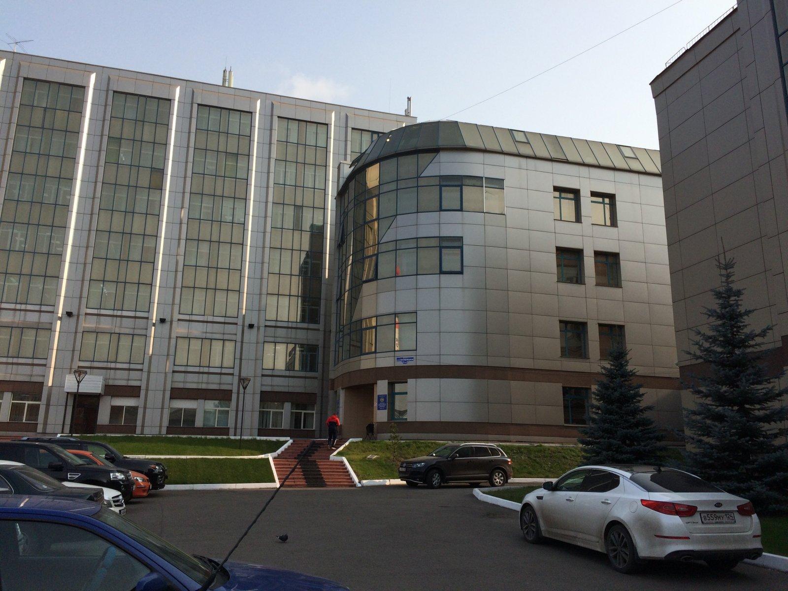 Сибирский государственный университет науки и технологий имени академика М.Ф. Решетнева