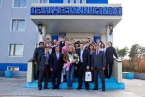 Северо-Восточный федеральный университет им. М.К. Аммосова — филиал в г. Нерюнгри