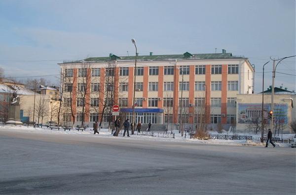 Уральский федеральный университет им. Б.Н. Ельцина — филиал в г. Краснотурьинск