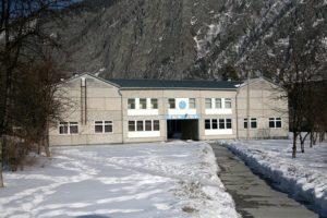 Сибирский федеральный университет — филиал в г. Саяногорск
