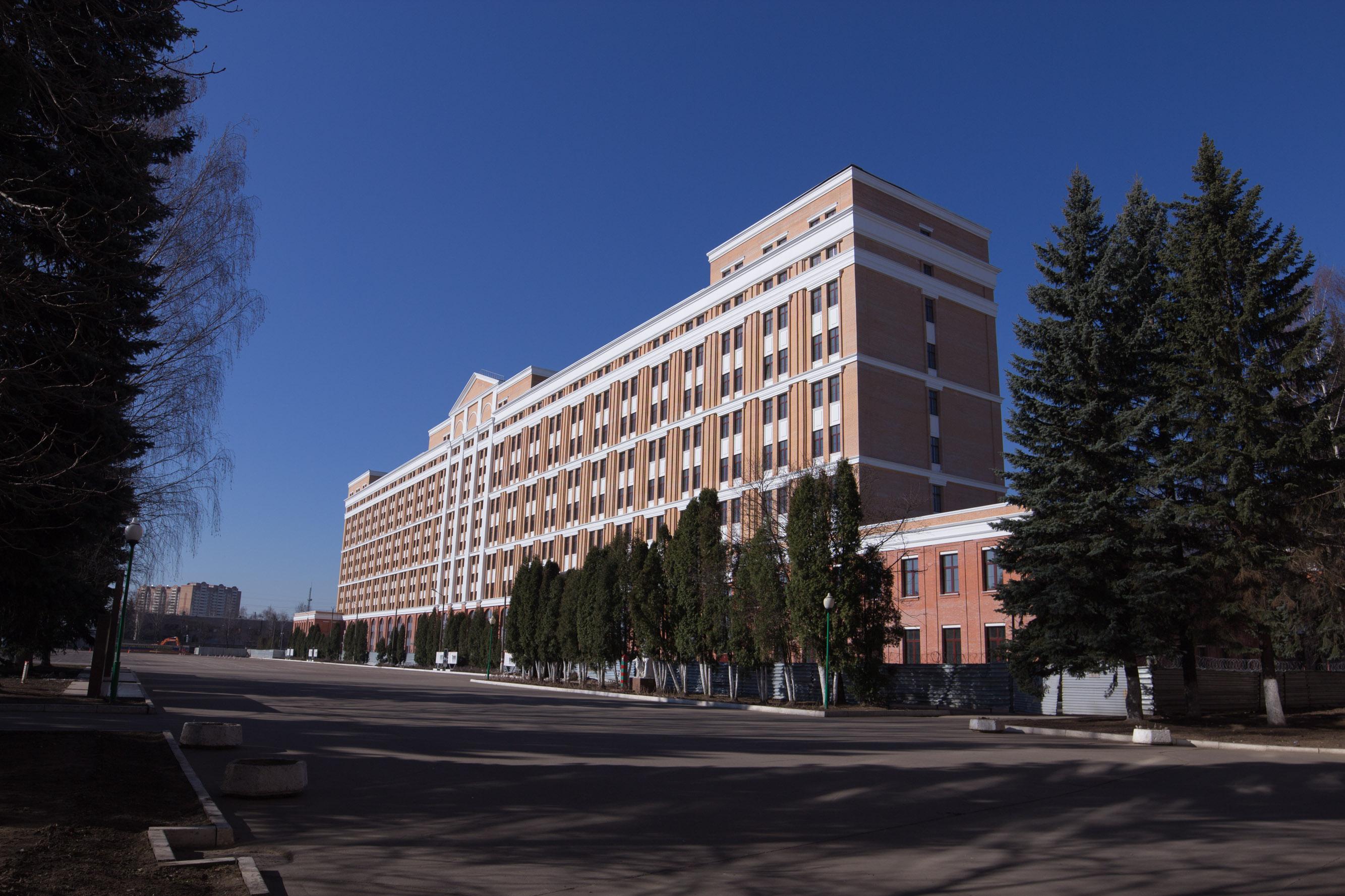 Голицынский пограничный институт ФСБ РФ
