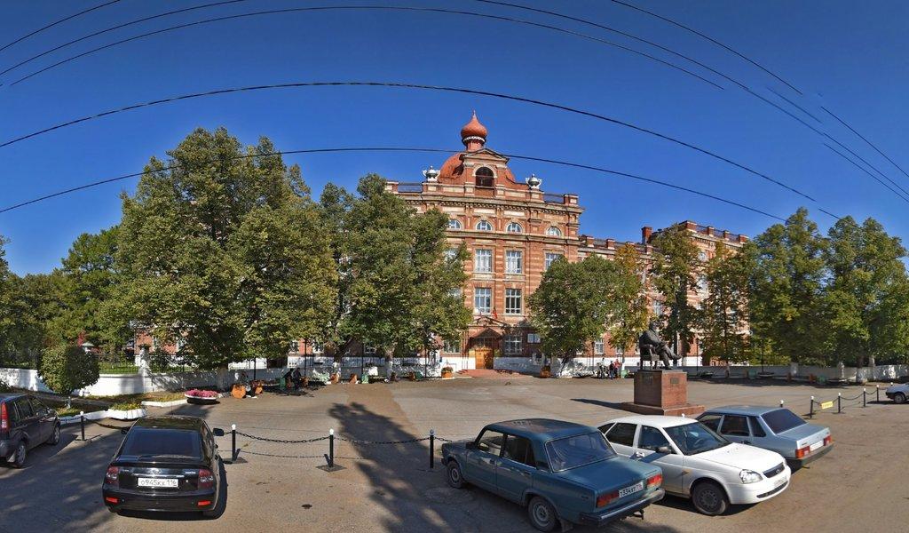 Казанский (Приволжский) федеральный университет — филиал в г. Елабуга