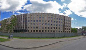 Череповецкое высшее военное инженерное училище радиоэлектроники