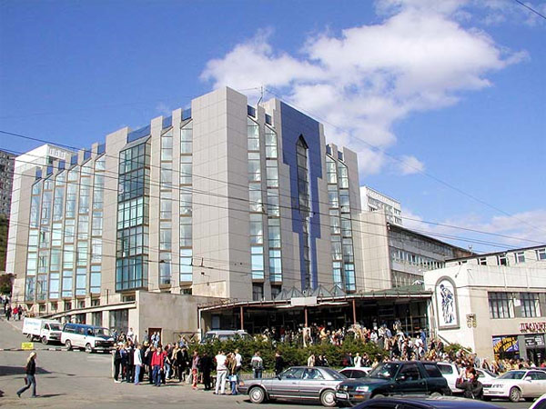 Владивостокский государственный университет экономики и сервиса
